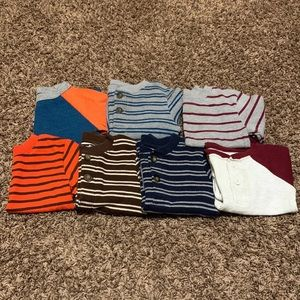 Baby boy long sleeve bundle/lot